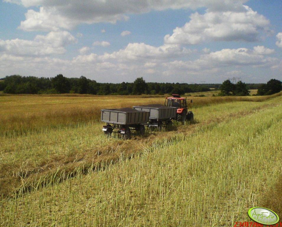 Przyczepy + Farmer 8244 c2