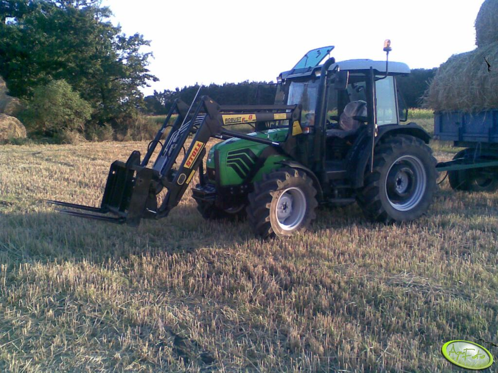 Agroplus 67 + STOLL ROBUST F8