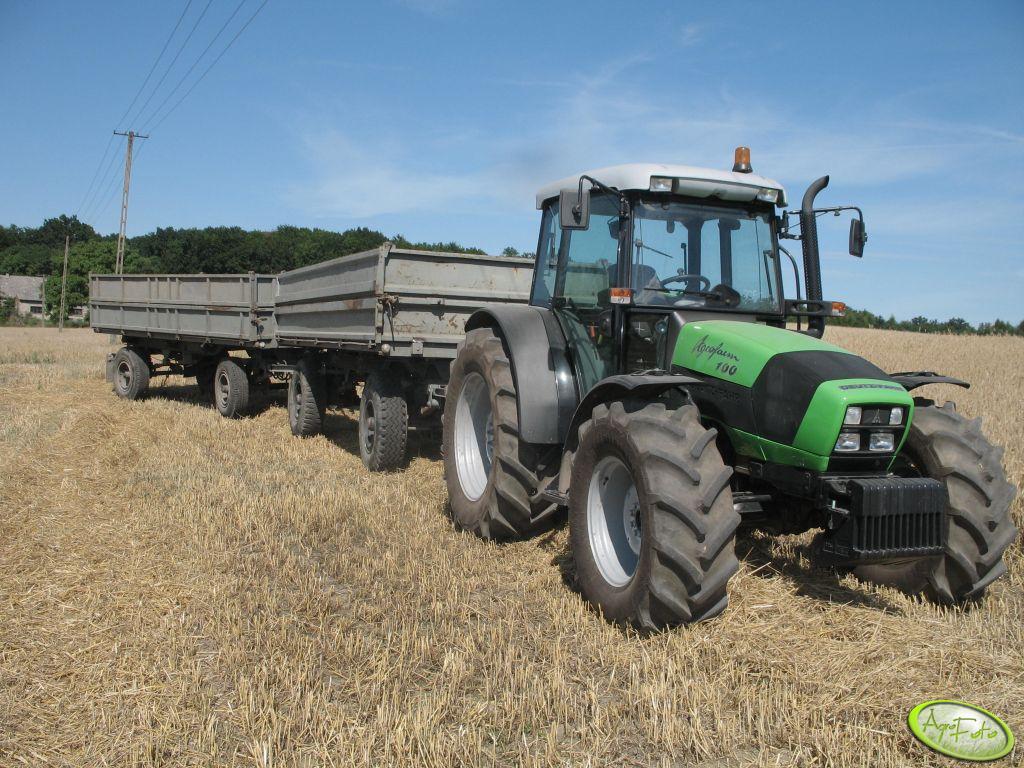 DF Agrofarm 100 + 2 HL