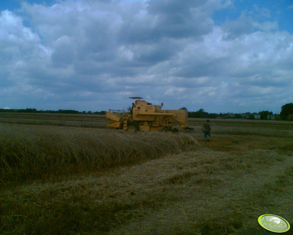 New Holland Clayson