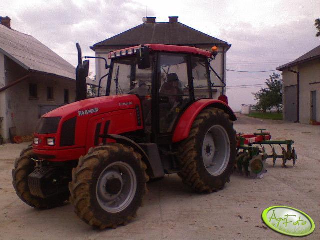 Farmer 8244 + talerzówka