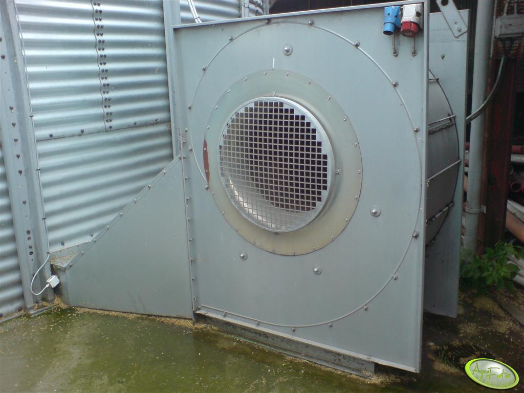Wetylator od silosa