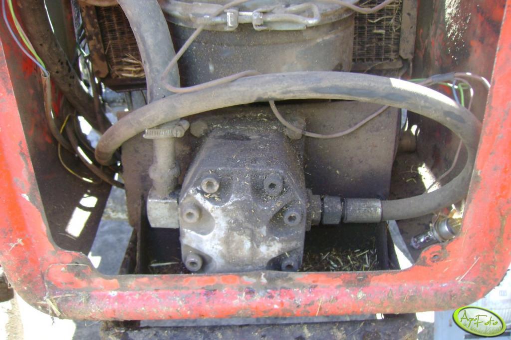 Pompa od cyklopa w Ursusie C-360