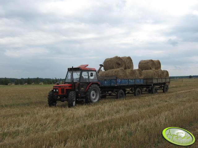 Zetor 7745 +podnosnik do bel+2xd47