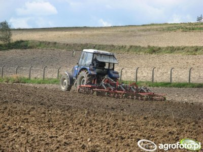 Farmtrac + agregat