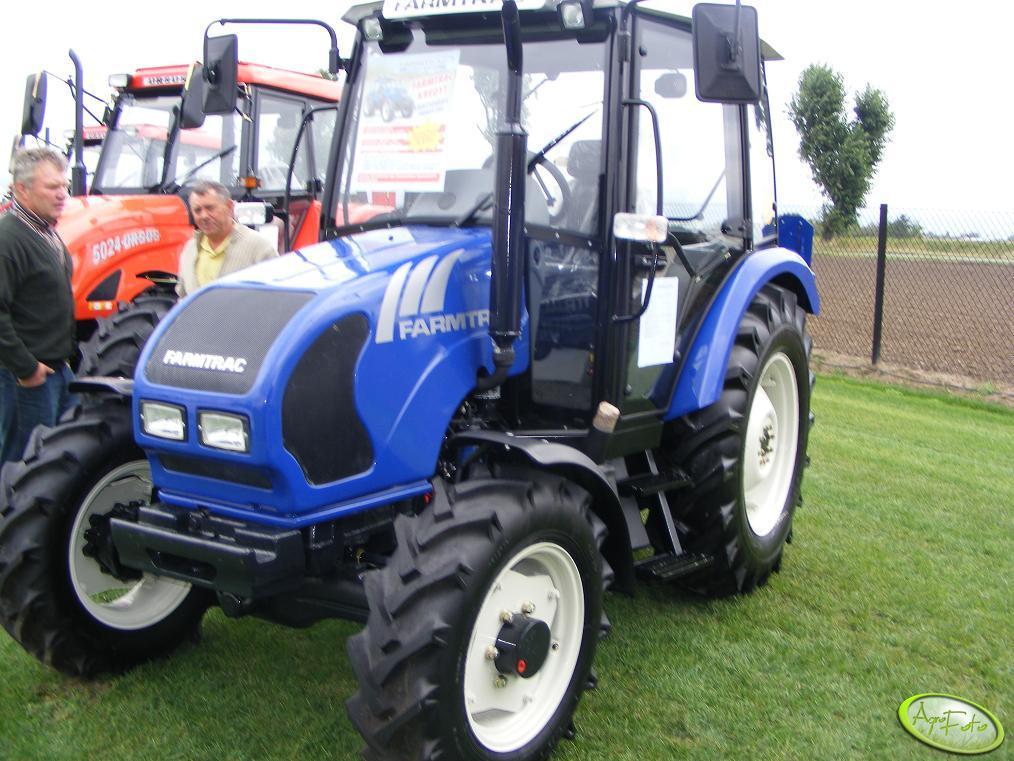 Farmtrac 555 TD