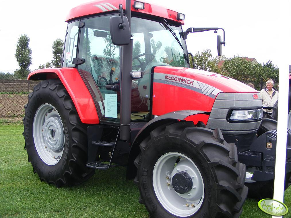 McCormick CX95 XtraShift
