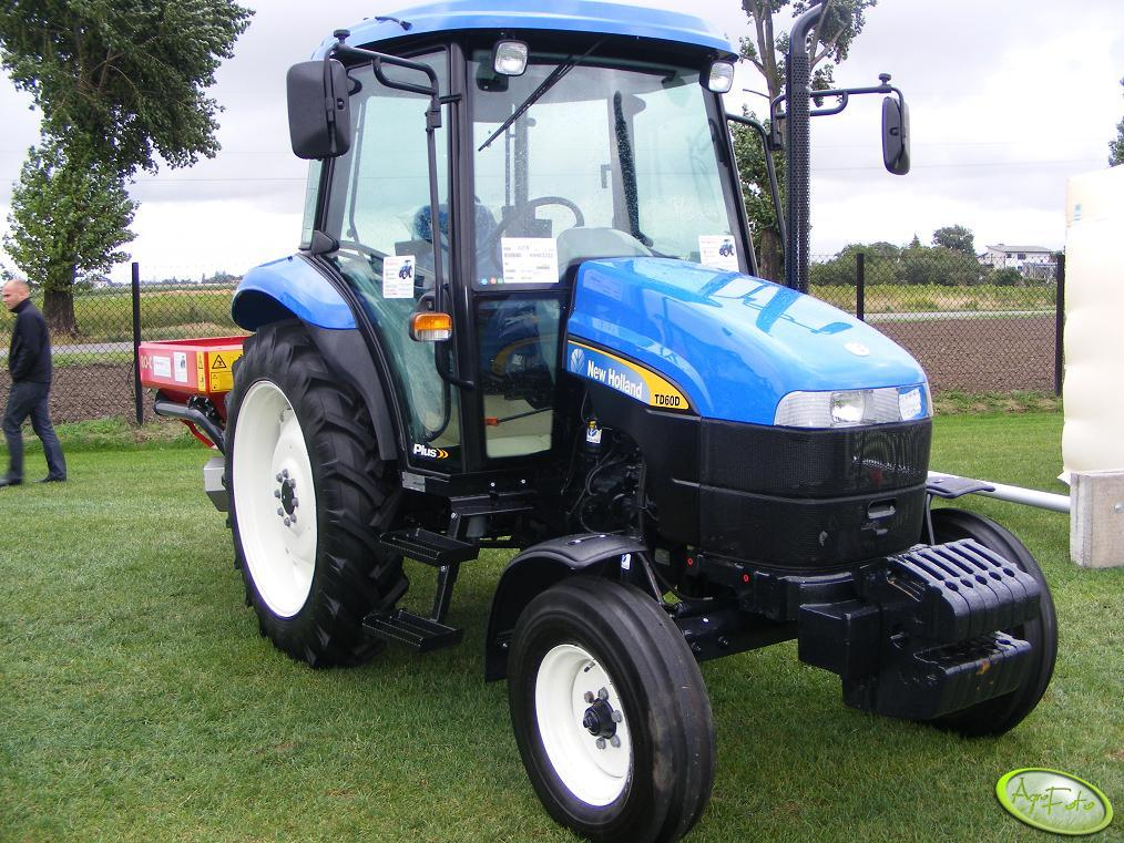 New Holland TD60D