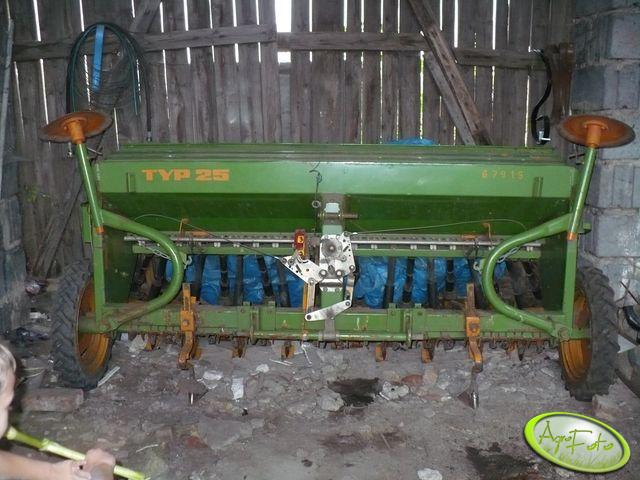 Amazone D7 Special 2.5m
