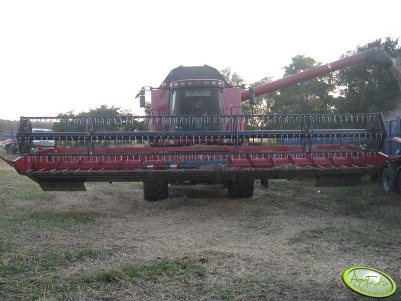 Case 8010 Axial Flow