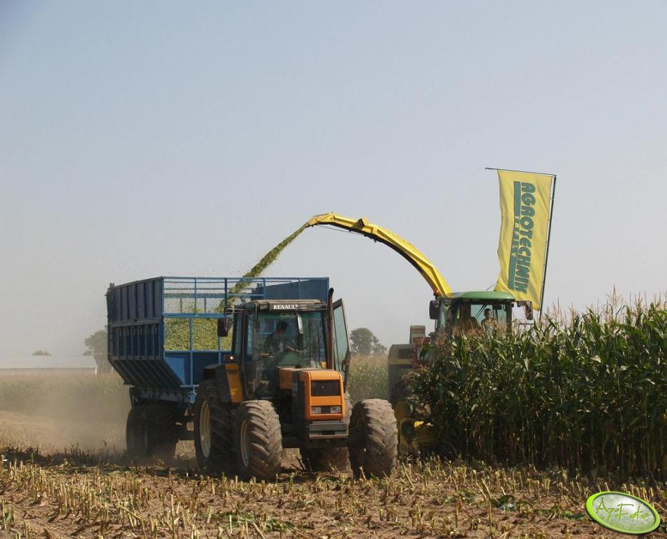 Dni kukurydzy Szepietowo 2008