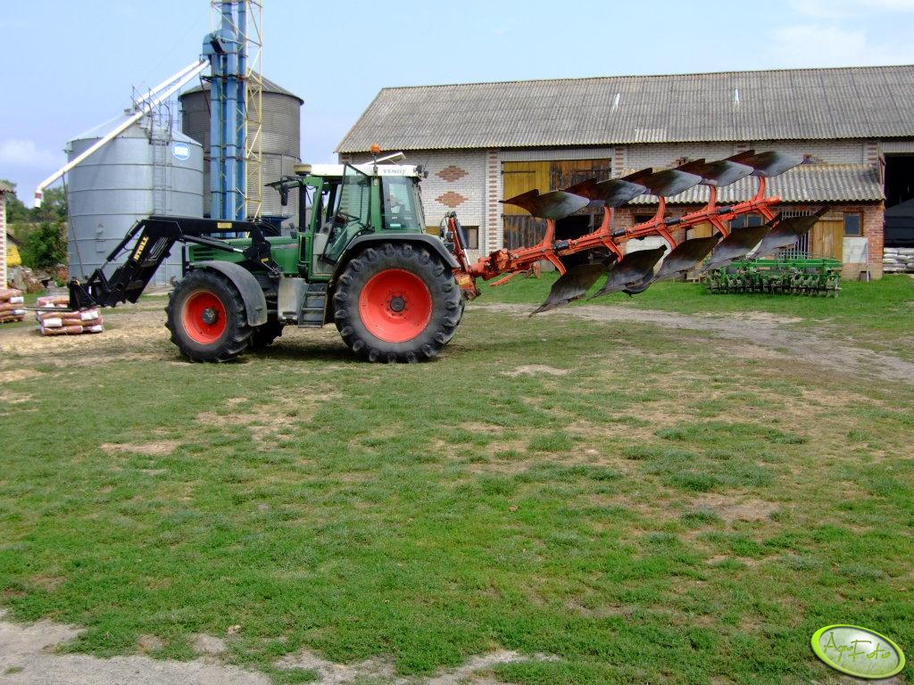Fendt 514 + Kuhn Multimaster 150