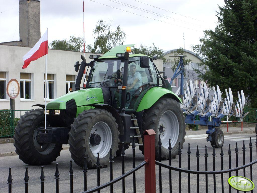 DF Agrotron 160