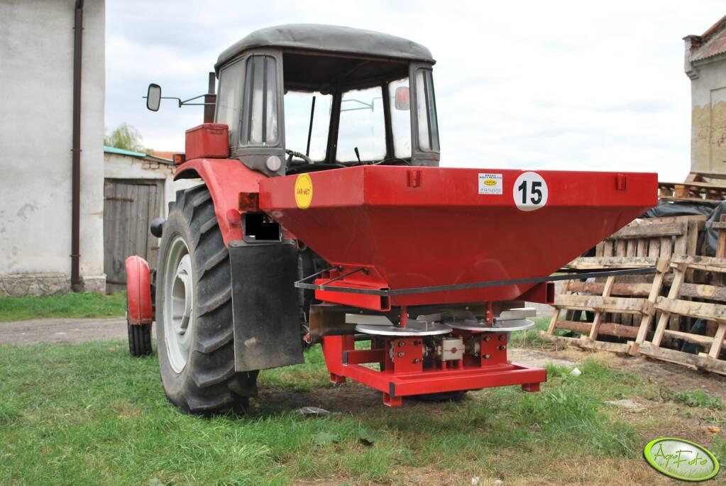 URSUS 4011 + JAR-MET N 020