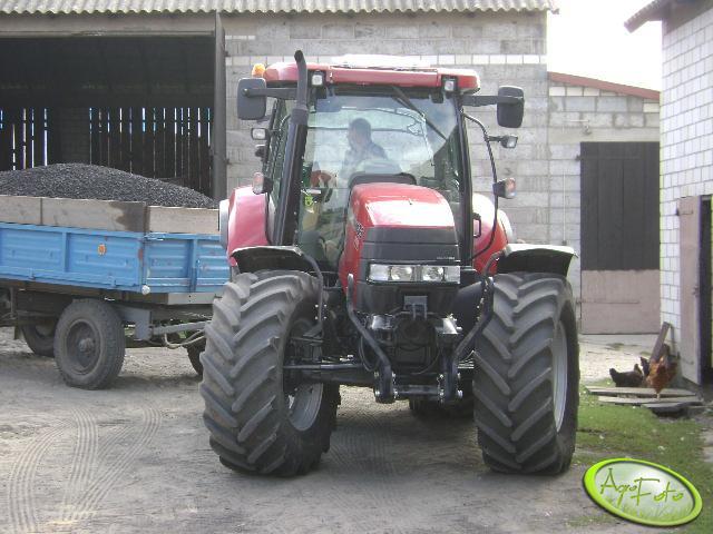 CASE MXU 135 PRO