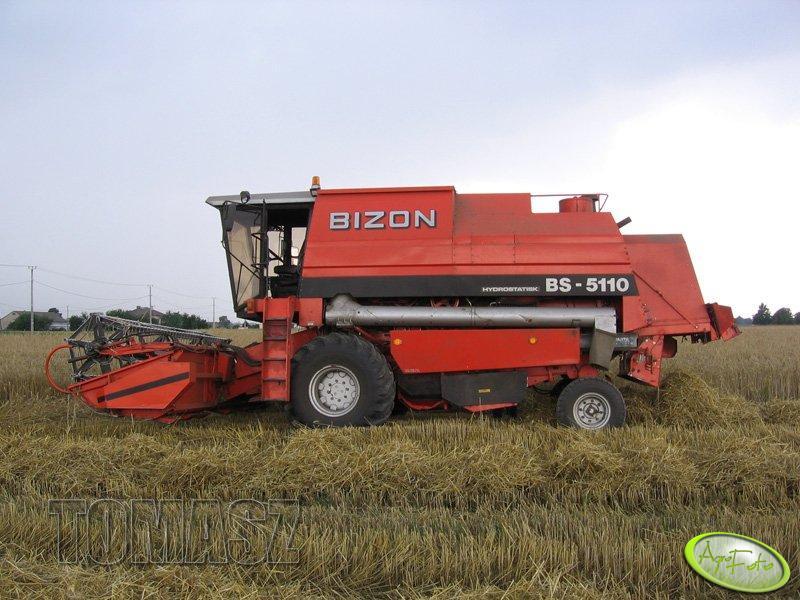 Bizon BS 5110 Hydrostatisk