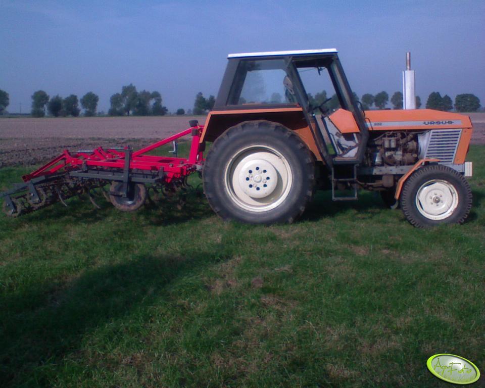 Ursus 902 + Agrofactory 2,80m