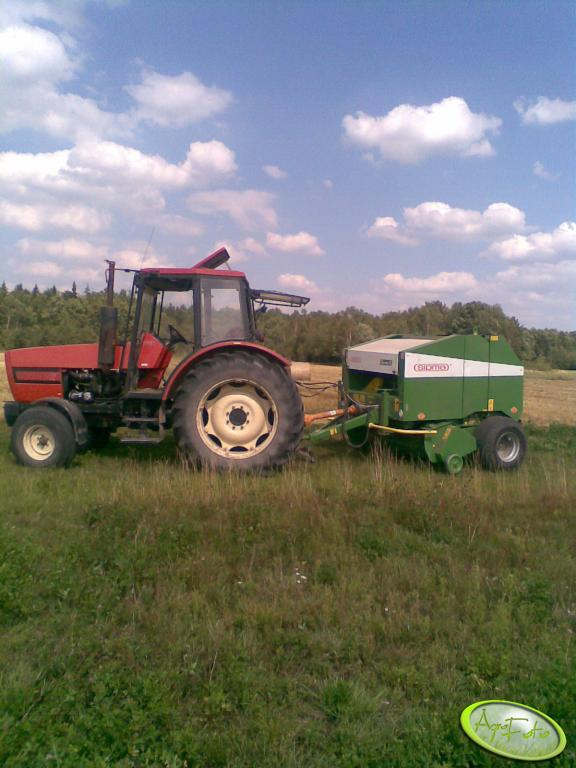 Zetor 9520 + Sipma Farma II