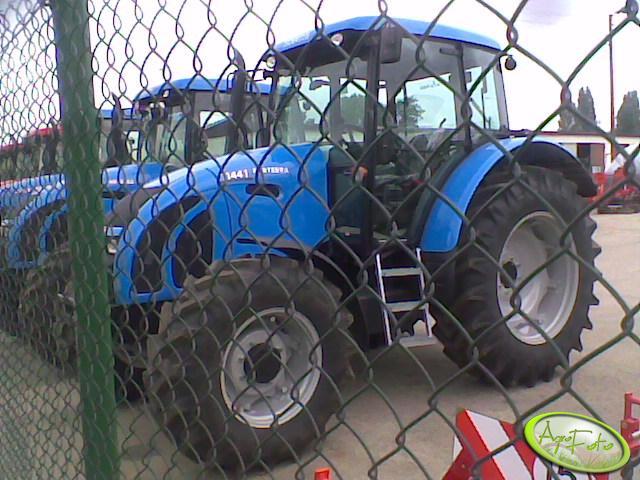 Zetor Forterra 11441 Blue