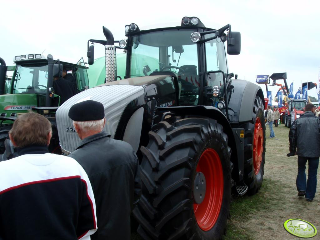 Fendt 936Vario BlackBeauty