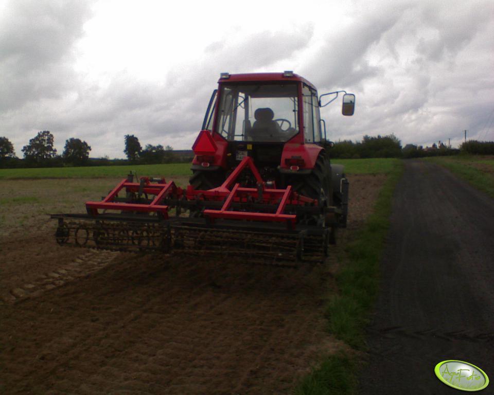 Pronar 82SA+agrofactory 2,80m