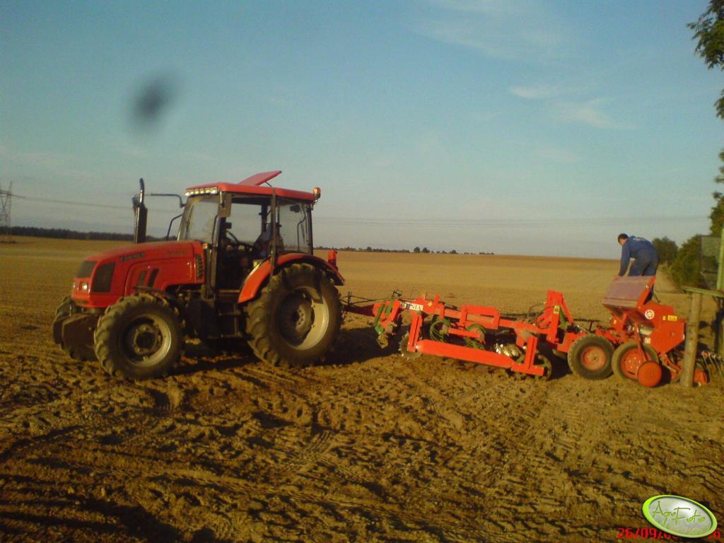Farmer 8244 C2 + Mars + Famarol