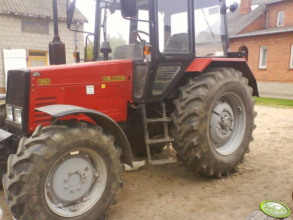 Belarus MTZ 820.3