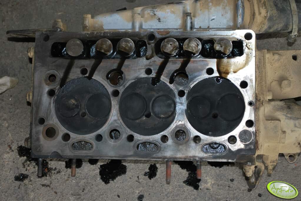Ursus C-360 3P remont