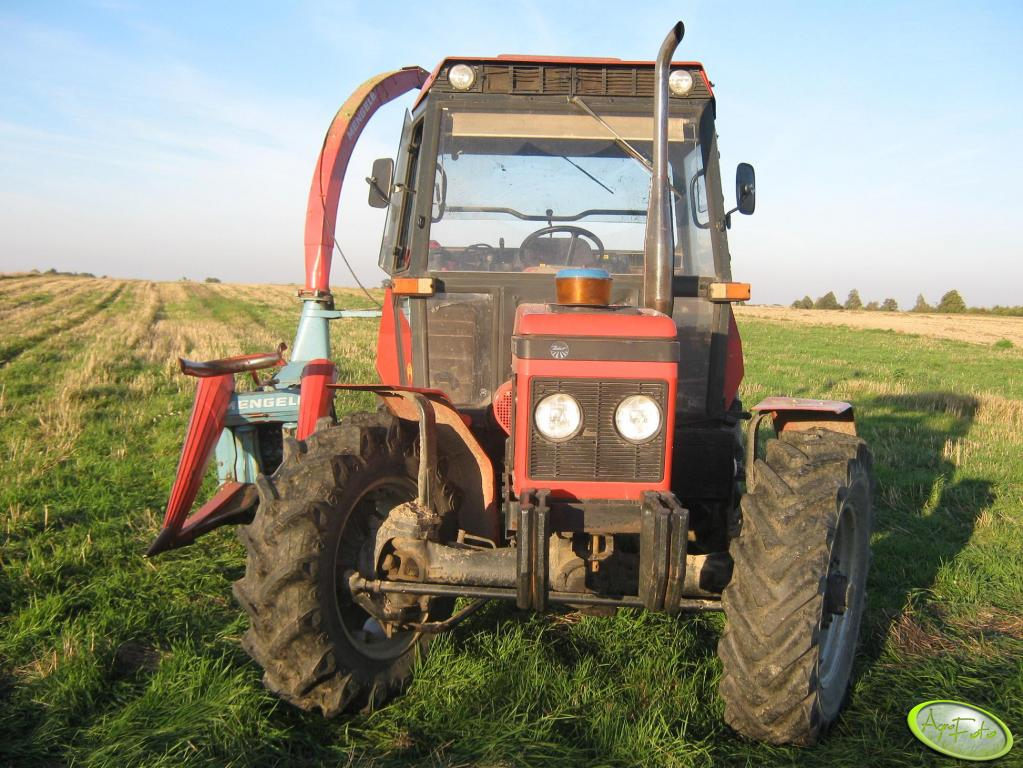 Zetor 7745+MB350 Turbo