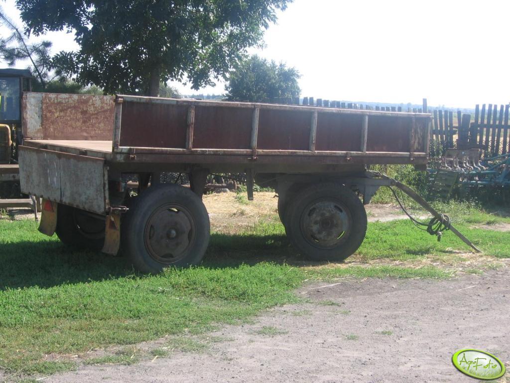Przyczepa D-46