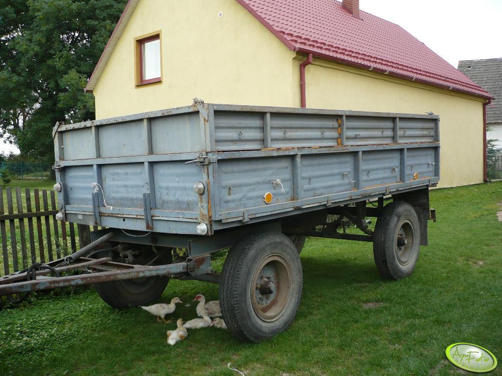 Przyczepa Autosan D46