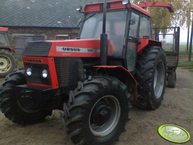 Ursus 1224 + Pottinger