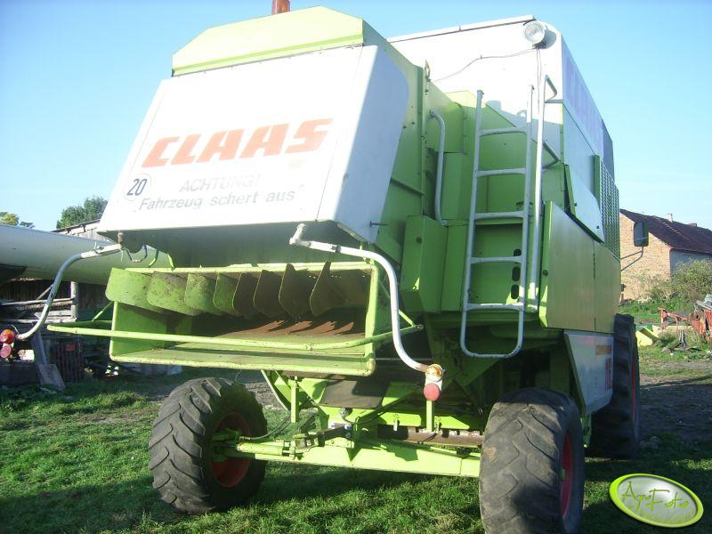 Claas Commandor 116