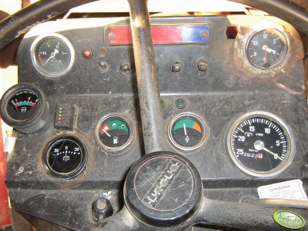 Dodatkowe zegary w MF 255