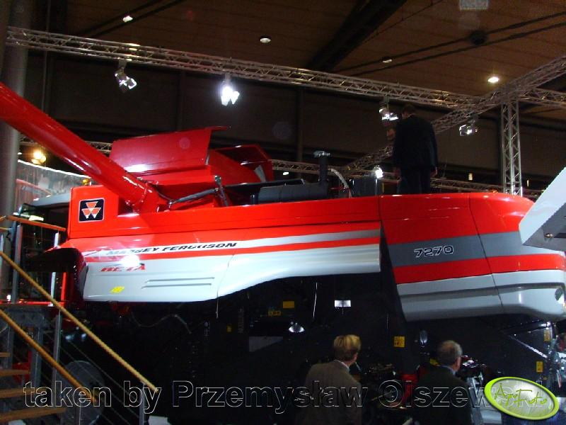 Massey Ferguson Beta 7270
