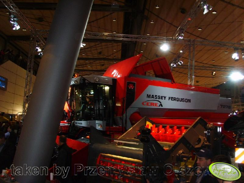 Massey Ferguson Cerea 7278