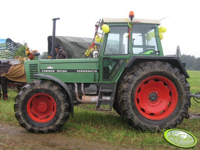 Fendt Farmer311 LSA Turbomatik