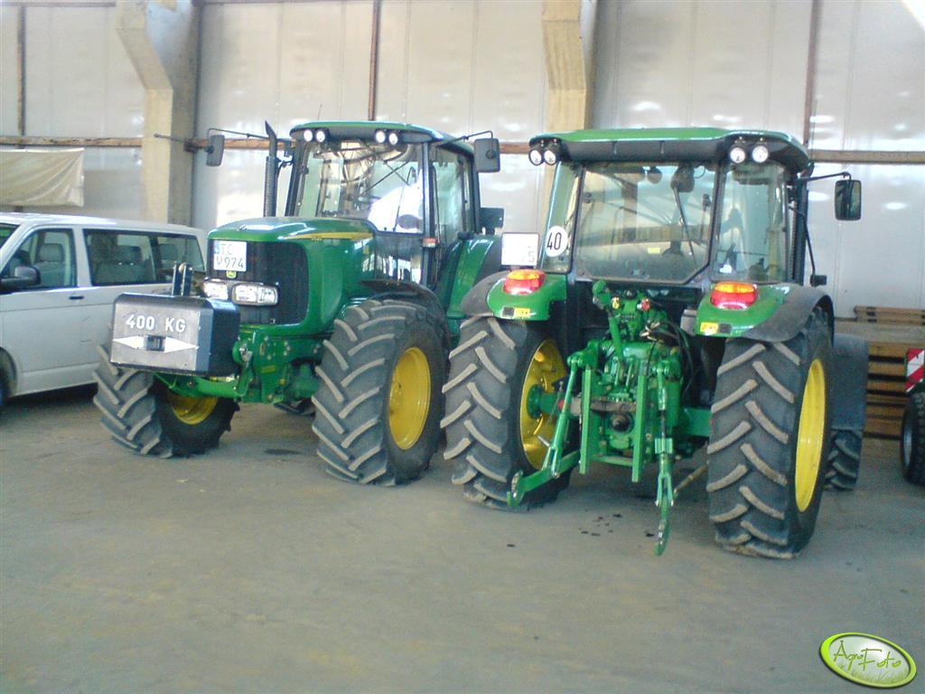 JD 6620 i 5820