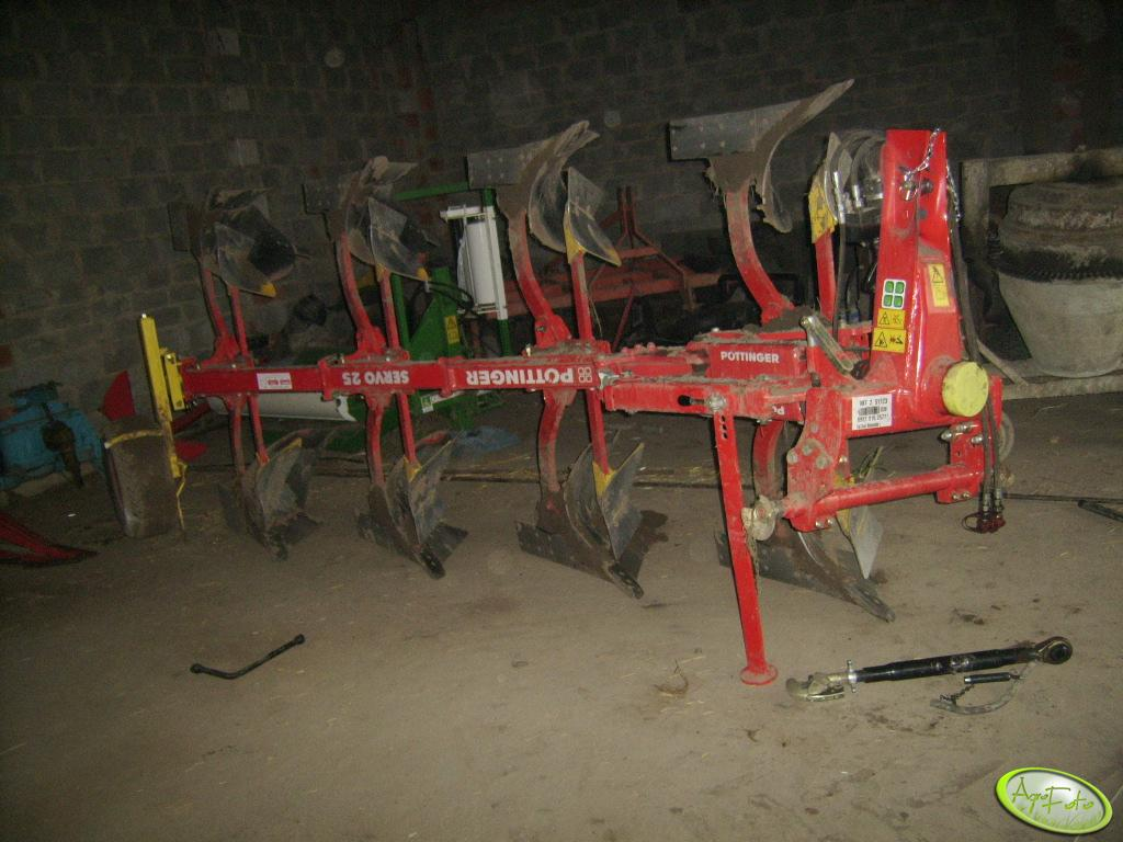 Pottinger Servo 25 3+1
