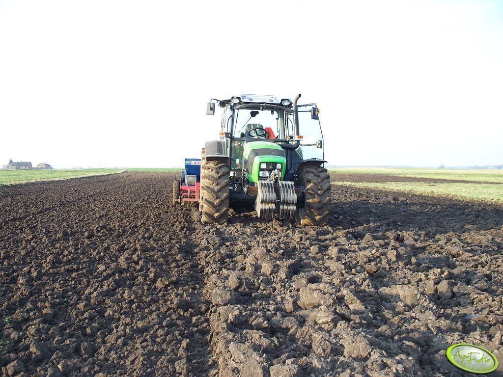DF Agrofarm 100 + Dublet rekord