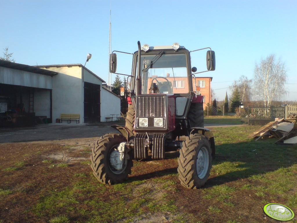 MTZ- Belarus 820. 1