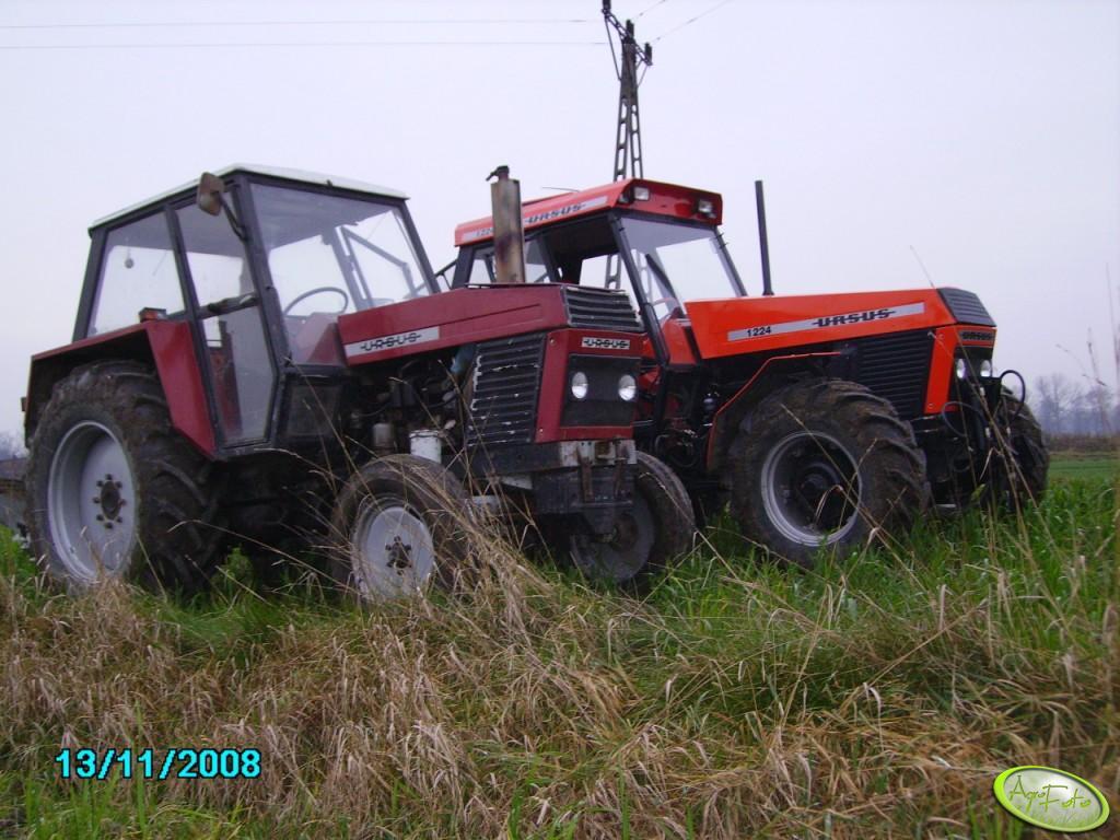 Ursus C-385 i 1224