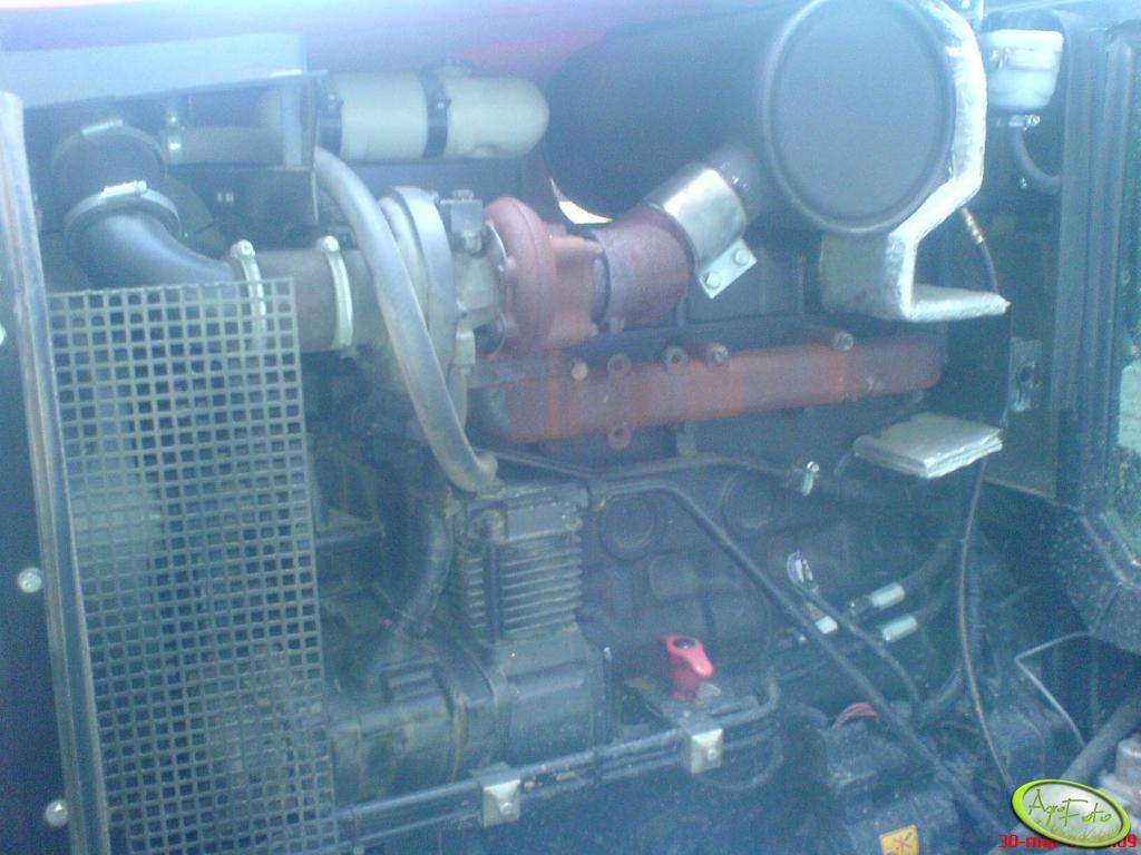 Zetor Proxima 7441 - Silnik
