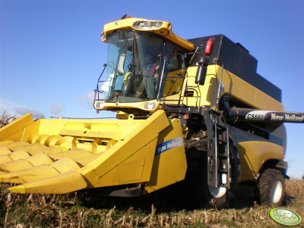 New Holland CS660