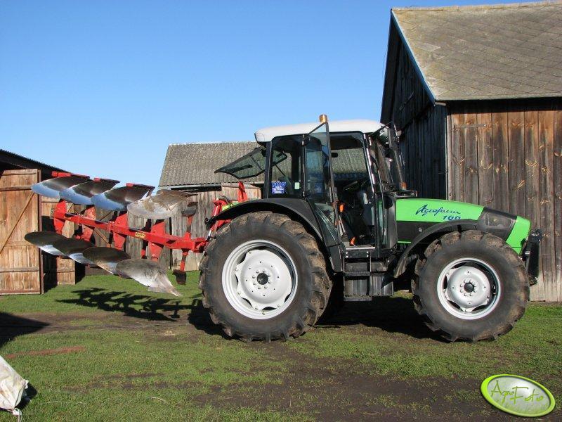 DF Agrofarm 100 i Goudland 4x40