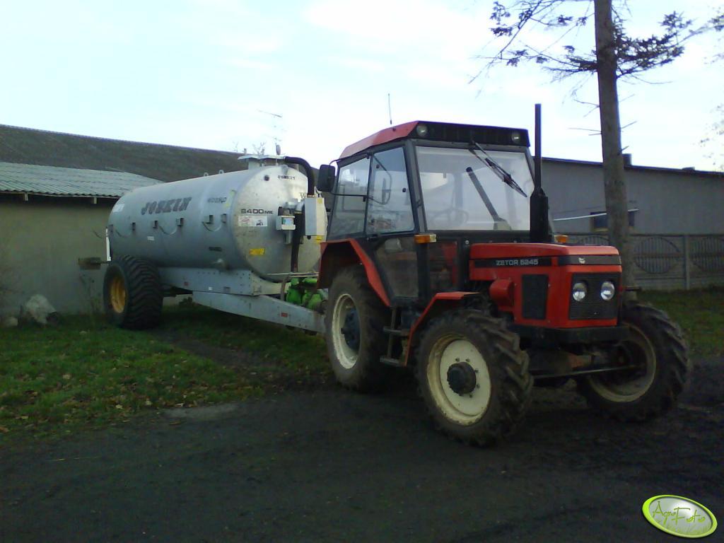 Zetor 5245+ Joskin