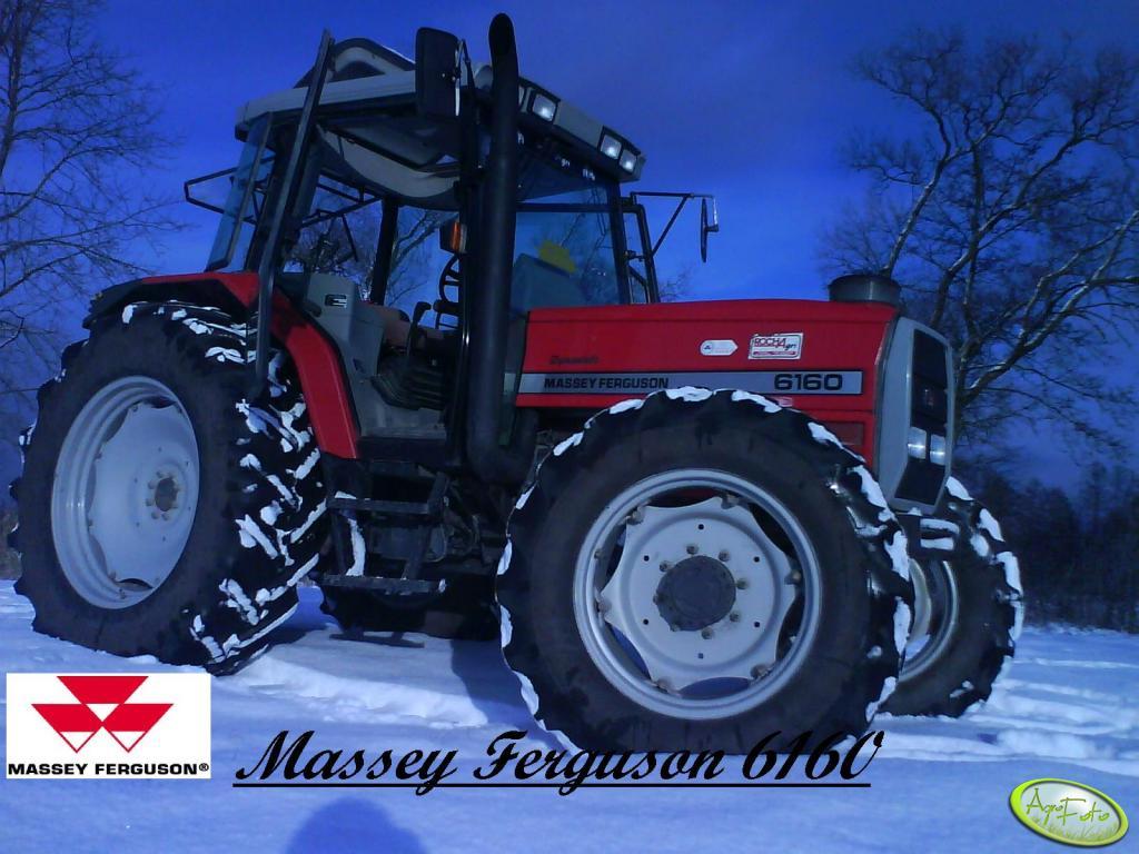 Massey Ferguson 6160