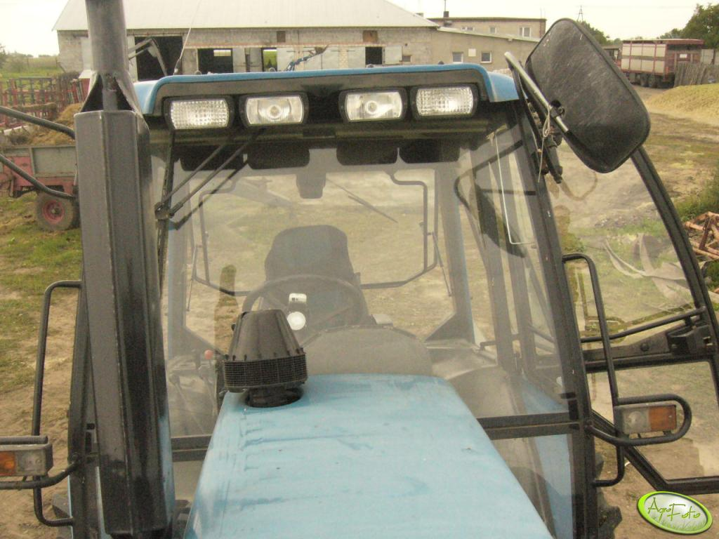 Pronar 1025A - kabina