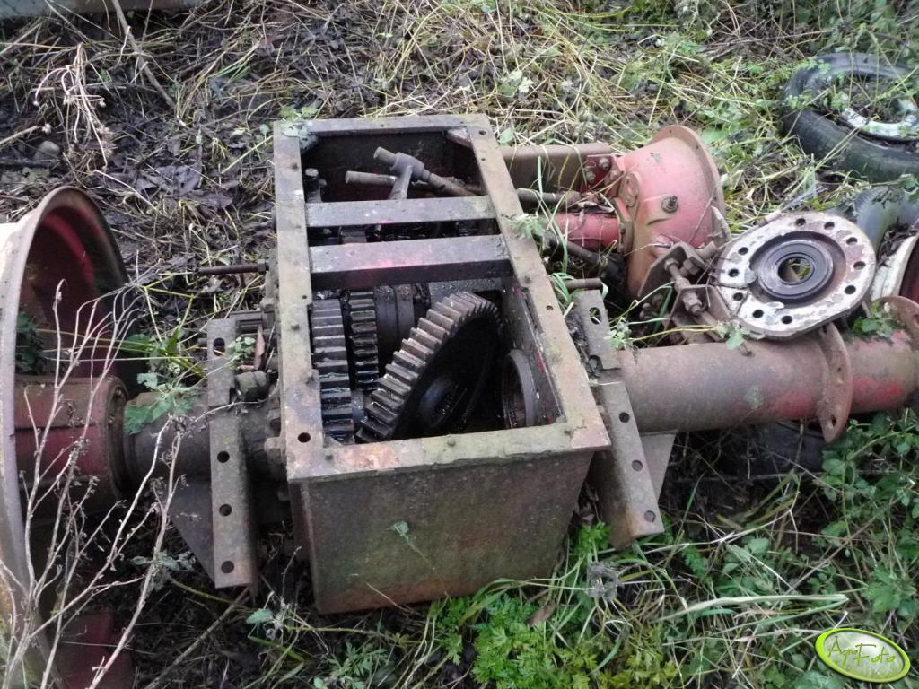 Bizon Z056 - skrzynia biegów
