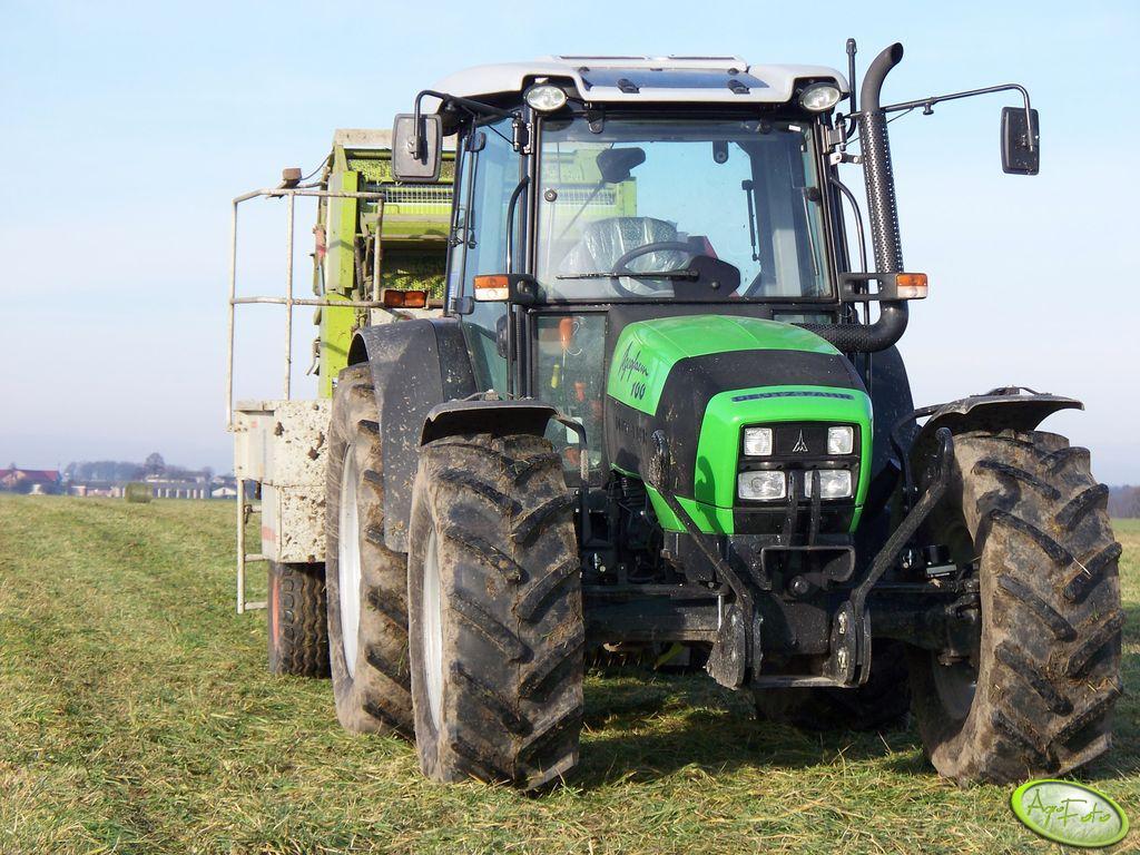 DF Agrofarm 100 + Rollant 44s